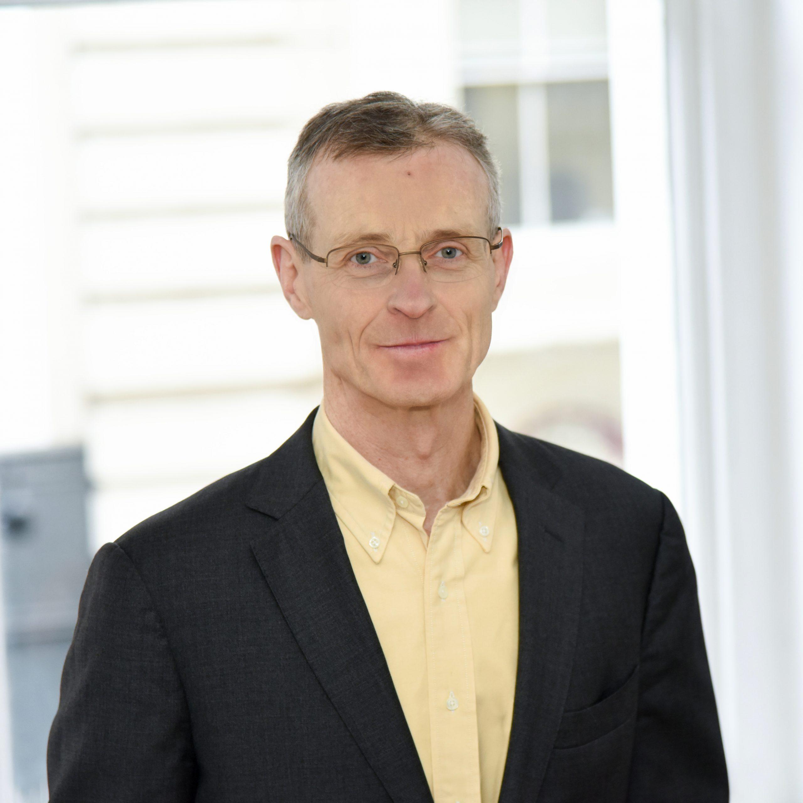 Stephen Palmer BA, MSc (Econ)